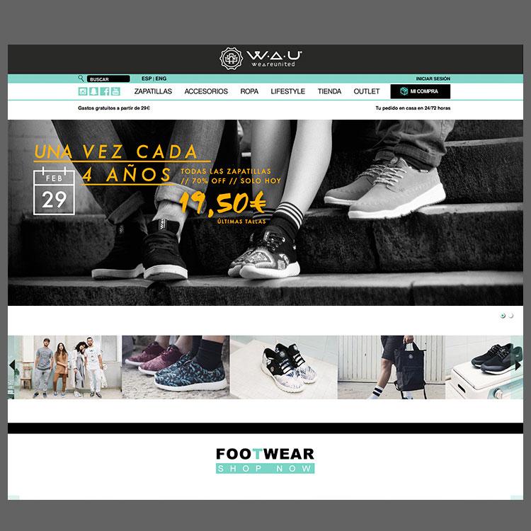 WAU Brand Marketing Digital