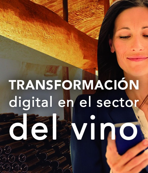 Transformación digital en el sector del vino