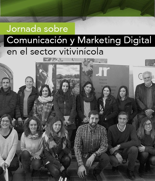 QMKC Jornada sobre Comunicación y Marketing Digital en el sector vitivinícola
